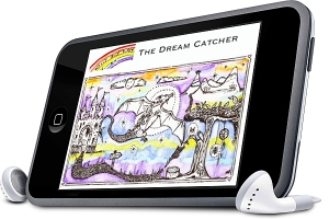 dream catcher ipod